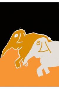 L'éléphant dans la nuit
