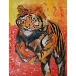 Le tigre affectueux